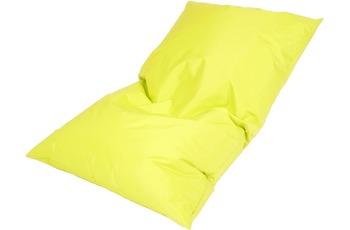 linke licardo Bodenkissen Nylon gelb 80/ 130 cm