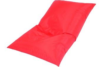 linke licardo Bodenkissen Nylon rot 80/ 130 cm