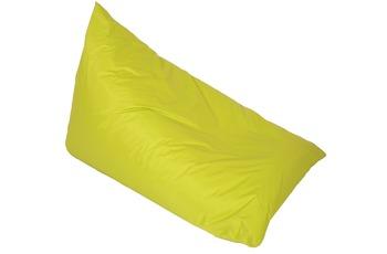 linke licardo Chillkissen Nylon gelb 70/ 100 cm