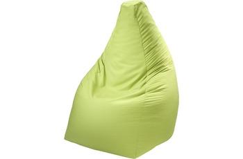 linke licardo Sitzsack Baumwolle, grün