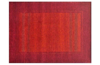 Luribaf Teppich handgeknüpft 242 rot
