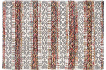 Luxor Living Teppich Aalborg creme multi gemustert 70 x 140 cm