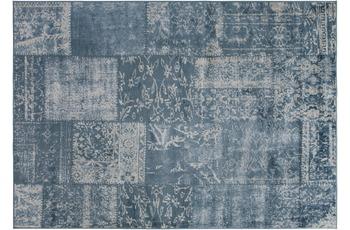 Luxor Living Teppich Famos dunkelblau 84274 133x190