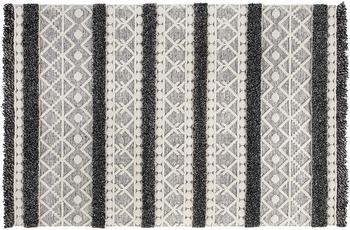 Luxor Living Teppich Fano creme-schwarz 130 cm x 190 cm