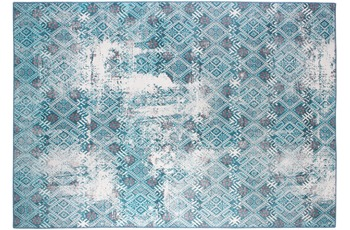 Luxor Living Teppich Inspiration, türkis 160 cm x 230 cm