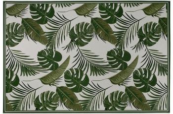Luxor Living Teppich Labuka, weiß-grün 80 cm x 150 cm