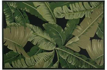 Luxor Living Teppich Palmero, schwarz-grün