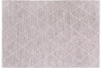 Luxor Living Handwebteppich Pantin, braun 70 cm x 140 cm