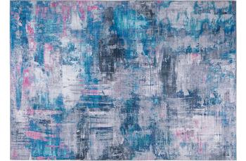 Luxor Living Teppich Prima grau blau 160 x 230