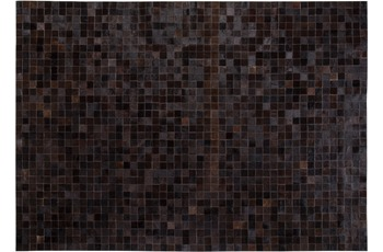 Luxor Living Teppich Rinderfell, dunkelbraun 120cm x 180cm