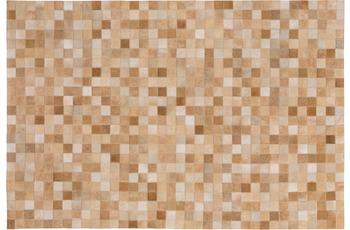 Luxor Living Teppich Rinderfell, hellbraun 120cm x 180cm