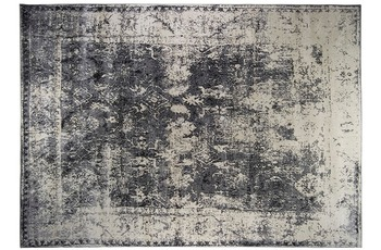 Luxor Living Teppich Rossini, grau 80 cm x 150 cm