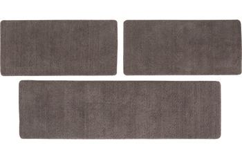 Luxor Living Teppich San Donato, grau Bettumrandung 2x 67x140 1x 67x240
