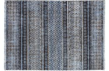 Luxor Living Teppich San Fernando, blau grau 133cm x 190cm