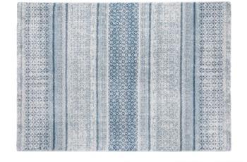 Luxor Living Teppich San Fernando, creme blau 133cm x 190cm
