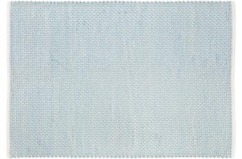 Luxor Living Teppich Skive, hellblau 65 cm x 130 cm