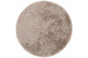 Luxor Living Teppich Sora, beige 100 cm rund