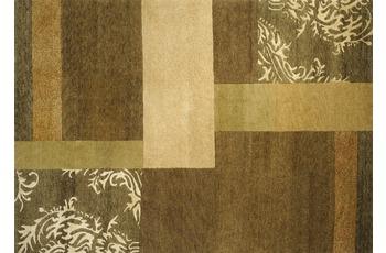 Luxor Living Nepal-Teppich Tingri grün