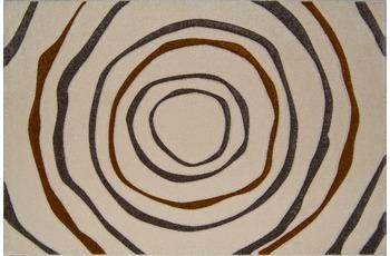 Luxor Living Teppich Ventus Carving bone 10823 140 x 200 cm