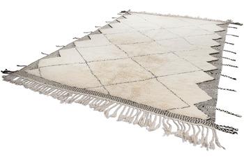 Tuaroc Beni Ourain Nomadenteppich 242 cm x 373 cm