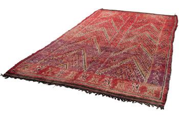 Tuaroc Beni Ourain Nomadenteppich Antique 186 cm x 324 cm