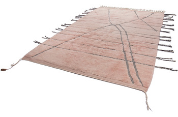 Tuaroc Beni Ourain Nomadenteppich 207 cm x 325 cm