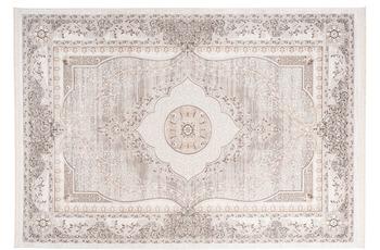 me gusta Teppich Akropolis 525 Grau /  Silber
