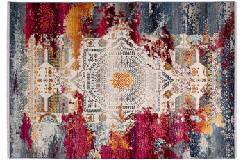 me gusta Teppich Anouk 925 Multi /  Rot