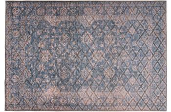 me gusta Teppich Antique 225 Blau /  Gold