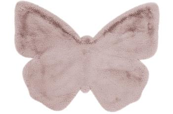 me gusta Kinderteppich Lovely Kids 1125-Butterfly Rosa 70 x 90 cm