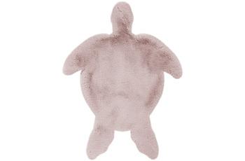 me gusta Kinderteppich Lovely Kids 1325-Turtle Rosa 68 x 90 cm