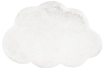me gusta Kinderteppich Lovely Kids 1425-Cloud Weiß 60 x 90 cm