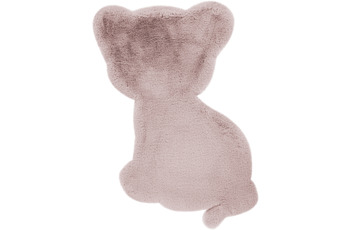 me gusta Kinderteppich Lovely Kids 425-Tiger Rosa 69 x 90 cm