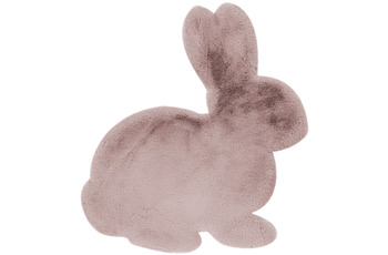 me gusta Kinderteppich Lovely Kids 725-Rabbit Rosa 80 x 90 cm