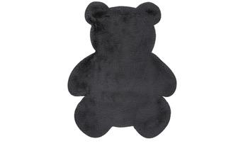 me gusta Kinderteppich Lovely Kids 825-Teddy Anthrazit 73 x 90 cm