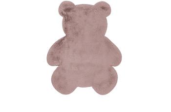me gusta Kinderteppich Lovely Kids 825-Teddy Rosa 73 x 90 cm