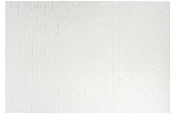 me gusta Teppich Vivica 125 Weiß 120 x 160 cm