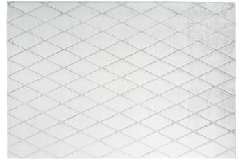 me gusta Teppich Vivica 225 Weiß /  Graublau