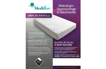 Mediflow Matratzen Spannauflage
