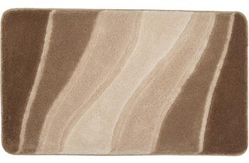 Meusch Bad-Teppich Ocean Taupe 80 cm x 150 cm