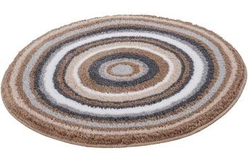 Meusch Badteppich Mandala Taupe