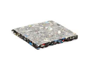 Natürlich Kunstrasen Shockpads ProEco23 D 90 cm x 225 cm x 23mm = 2.025 m²