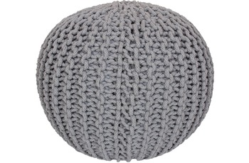 Obsession  Cool Pouf 777 silver 43 x 40 cm