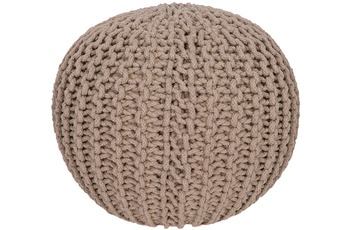 Obsession  Cool Pouf 777 taupe 43 x 40 cm