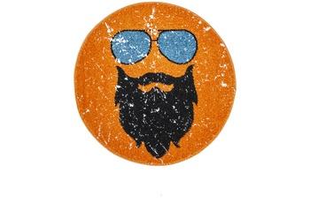 Obsession Hipster 612 orange 80 cm rund