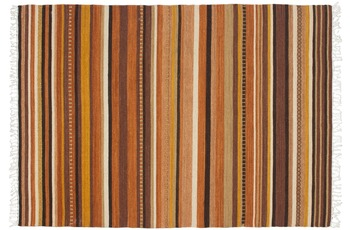 Obsession Teppich Kilim 781 brown