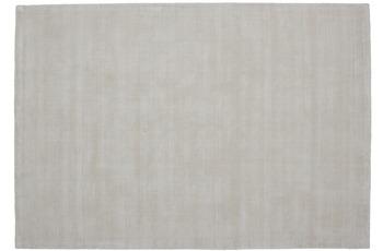 Obsession Viskose-Teppich Maori 220 Weiß