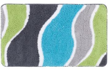 Obsession Badteppich Runway 205, aqua