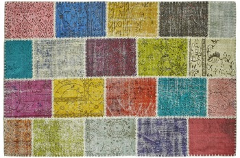 Obsession Patchwork-Teppich Spirit 550 multi 160 x 230 cm