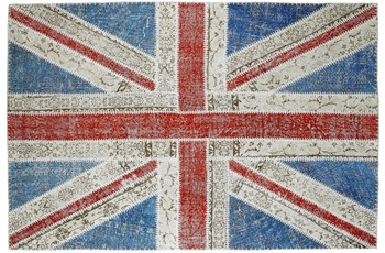Obsession Patchwork-Teppich Spirit 551 union jack